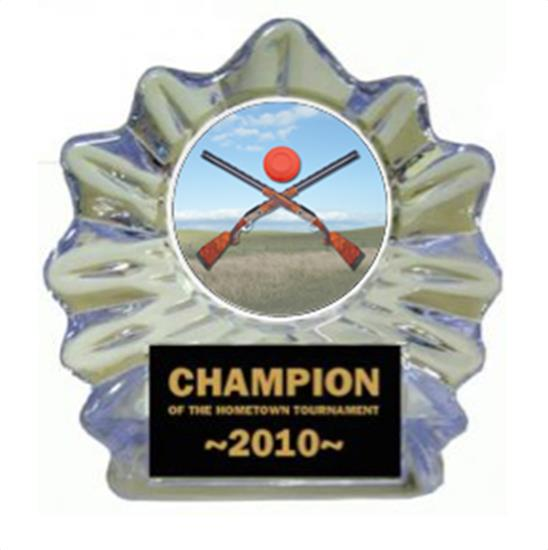 Sporting Clays Ice Flame Award