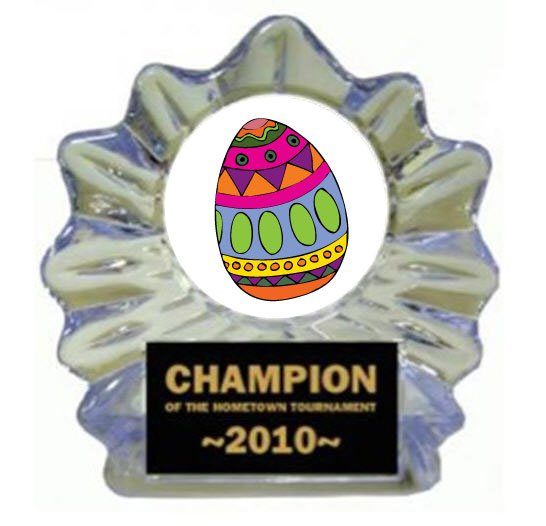 Easter Ice Flame Award