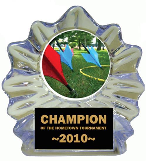 Lawn Dart Ice Flame Award