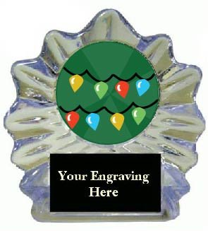 Best Christmas Lights Decoration Ice Flame Award