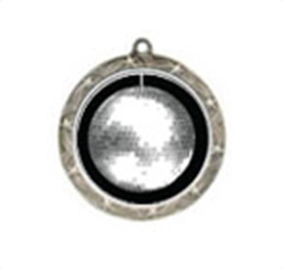 Shooting Star Disco Ball Neck Medal
