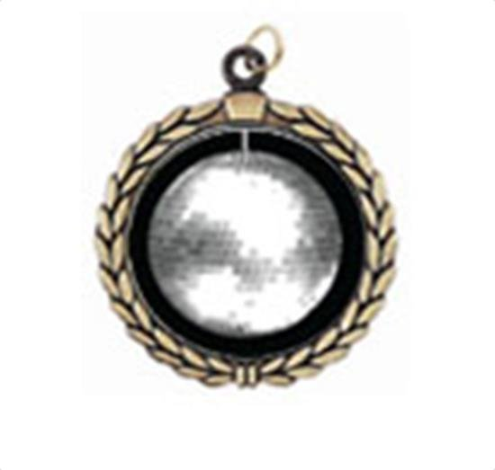 Victory Disco Ball Neck Medal