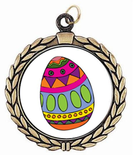 Easter Victory Neck Medal