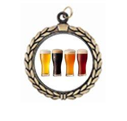 Victory Beer Tasting Neck Medal