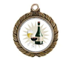 Victorious Wine Tasting Neck Medal