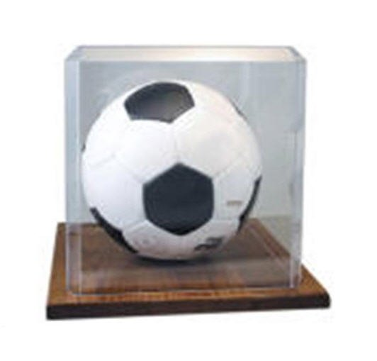 Soccer Ball Acrylic Display Case