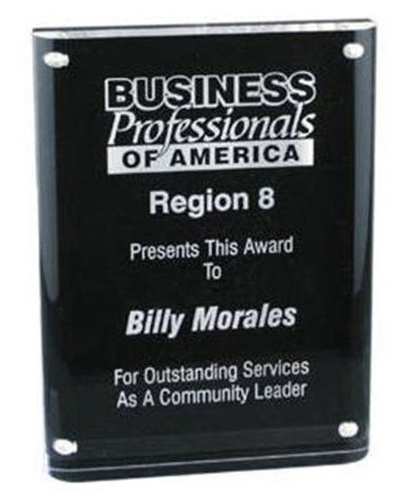 Magnetic Acrylic Award