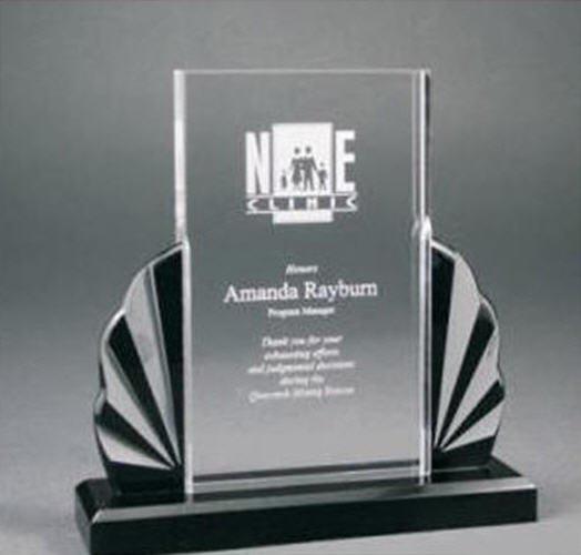 Midnight Acrylic Award