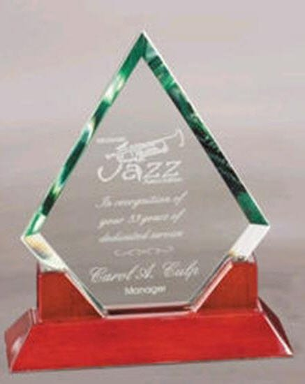 Prestige Diamond Glass Award