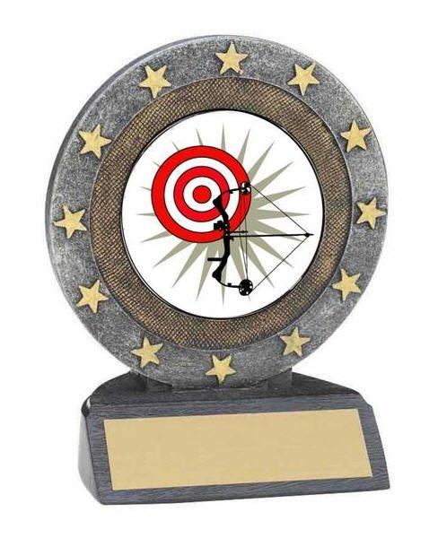 Archery Resin Trophy