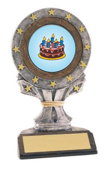 All Star Resin Cake Decorating Trophy