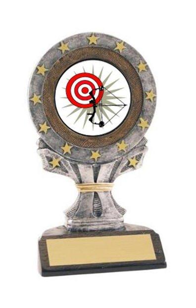 Archery All Star Resin Trophy