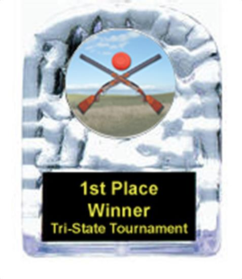 Cracked Ice Sporting Clays Award
