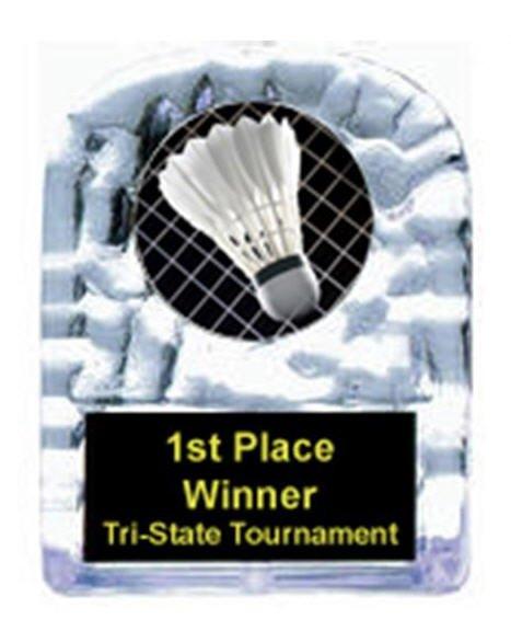 Badminton Cracked Ice Award