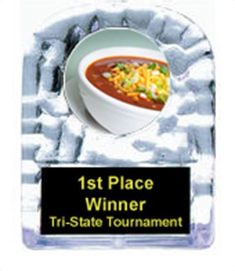 Cracked Ice Chili Bowl Award