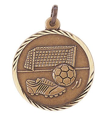 Soccer Sunray Medal