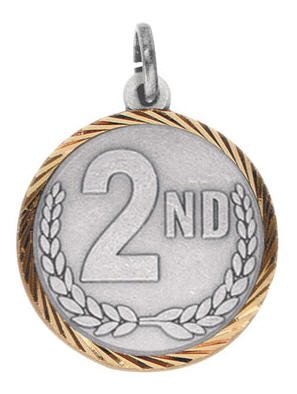 2nd Place Sunray Medal