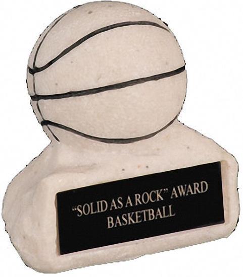 Basketball 4 Inch Trophy