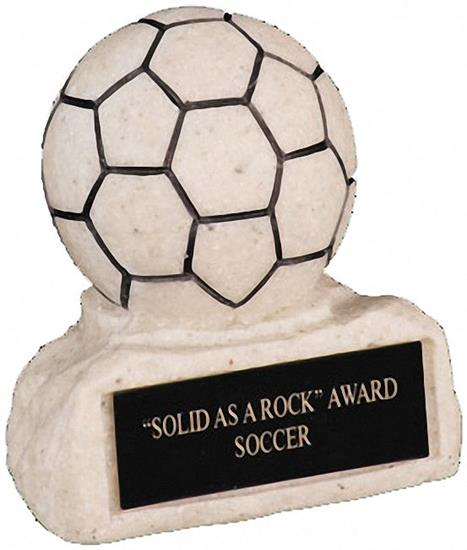 Soccer 4 Inch Trophy