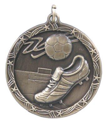 Soccer Star Medal