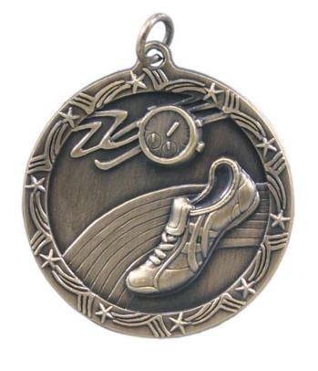 Track Star Medal