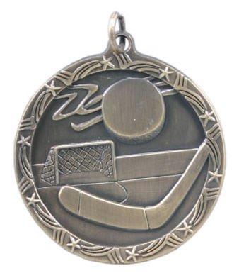 Hockey Star Medal