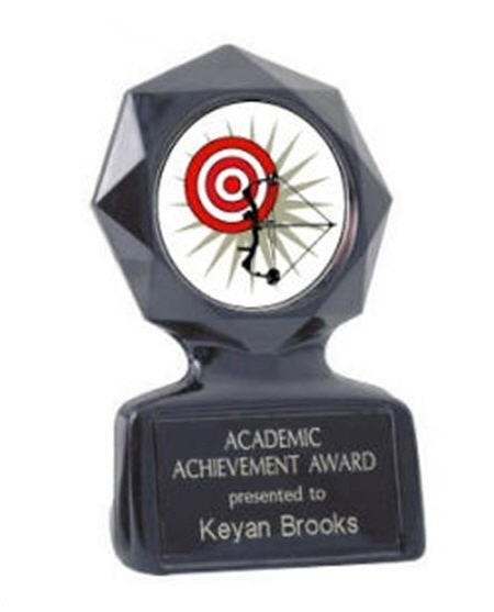 Archery Black Star Trophy