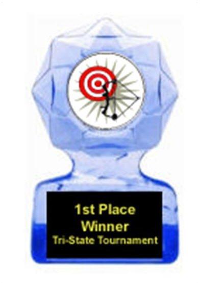 Archery Blue Star Award