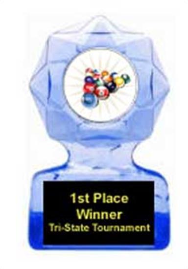 Billiard 2 Blue Star Award