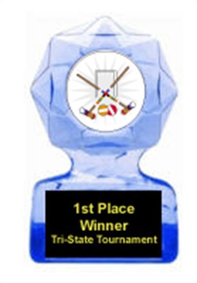 Croquet Blue Star Award