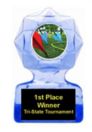 Lawn Dart Blue Star Award
