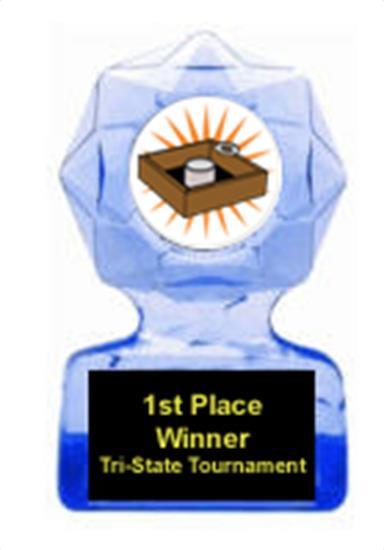 Washer Toss Blue Star Award