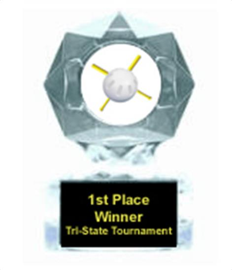 Wiffle Ball Blue Star Award