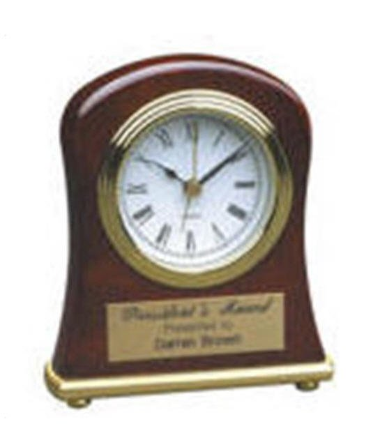 Bell Shaped Desk Clock