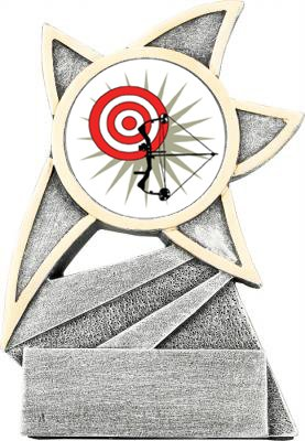 Archery Jazz Star Trophy