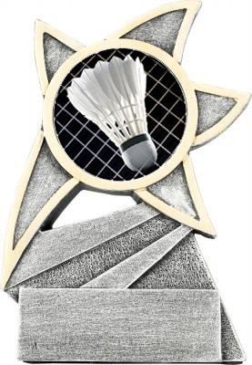 Badminton Jazz Star Trophy
