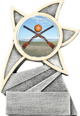 Sporting Clay Jazz Star Trophy