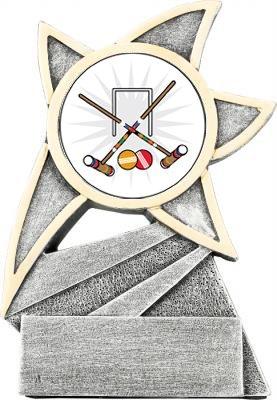 Croquet Jazz Star Trophy
