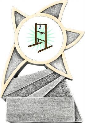 Ladder Golf Jazz Star Trophy