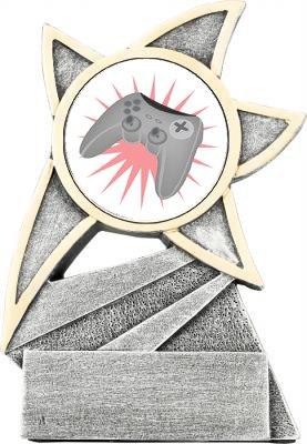 Video Game Jazz Star Trophy