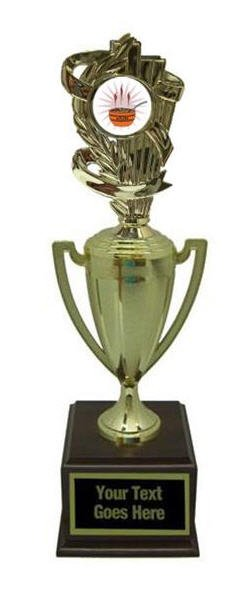 Chili Cook Off Gold Cup Trophy