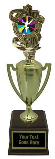 Just Dance Gold Cup Trophy