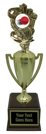 Dodgeball Gold Cup Trophy