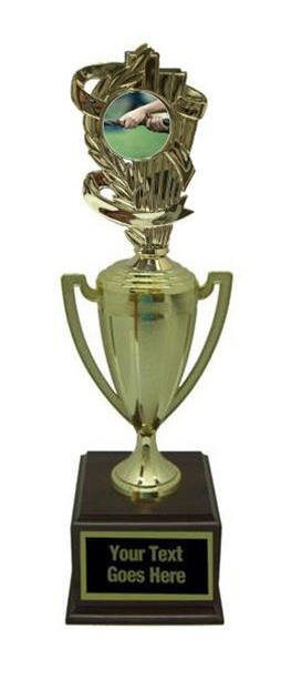 Tug of War Gold Cup Trophy