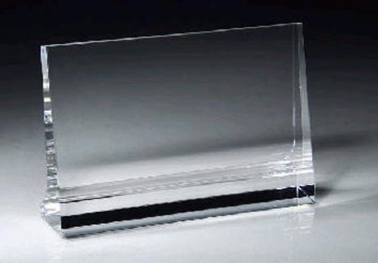 Crystal Rectangle Award