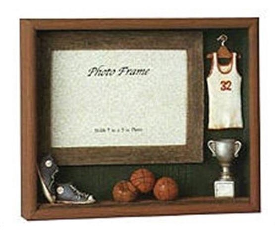 Basketball Shadow Box