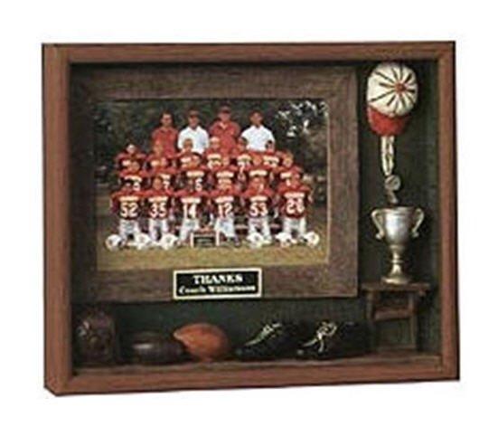 Football Shadow Box
