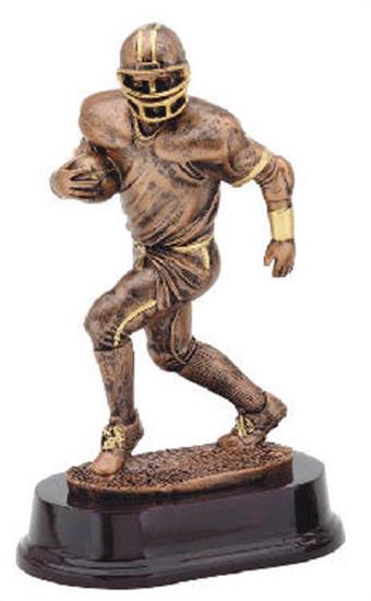 Football Runner Trophy