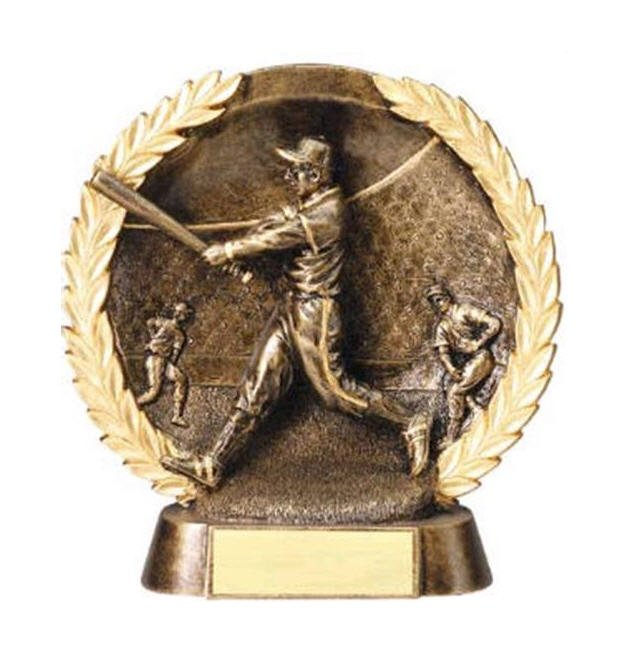 Baseball Trophy 7 1/2 Inch