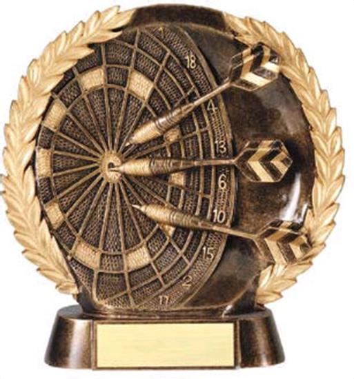Darts Trophy 7 1/2 Inch